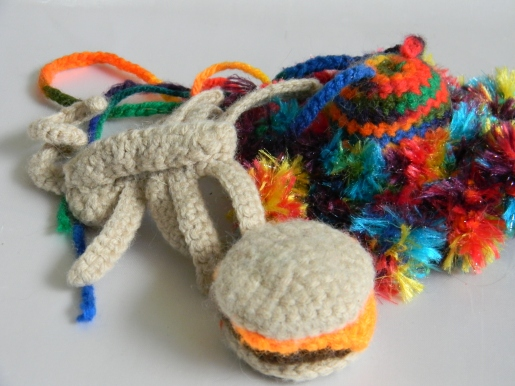 Crocheted Cat Toy Pack 1