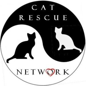Cat Rescue Network (CNR) logo